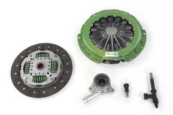 EXTREMEPUMA Kupplung TD4 mit Adapter und Ventiladapter Kupplungsnehmerzylinder