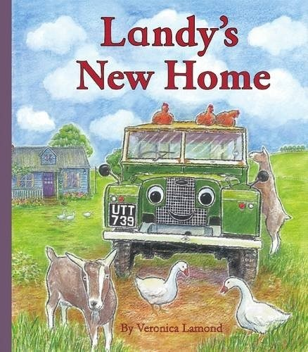 "Kinderbuch ""Landy´s New Home"""