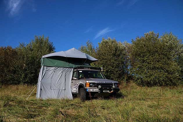 Roof Lodge Evolution 2017 Extended. 1 : roof lodge tent - memphite.com