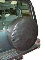 Reserveradabdeckung, Vinyl, für Reifen bis 235/85R16