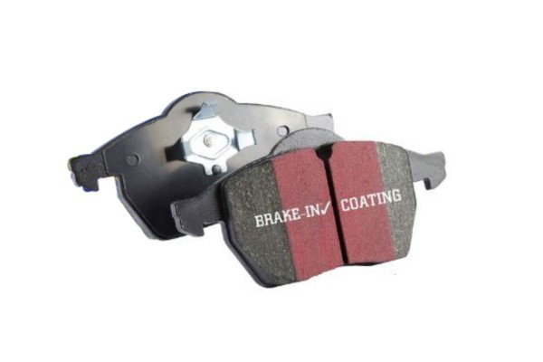 Rear Performance Brake Pads Carbon / Kevlar for Discovery II, pair