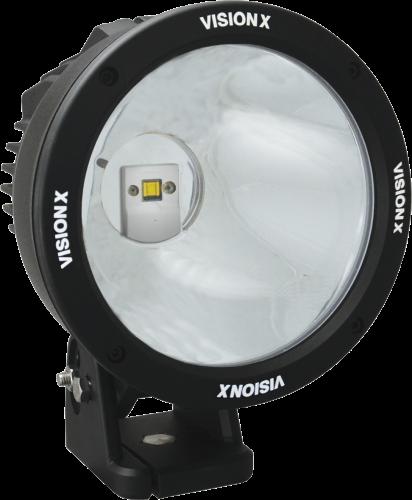 Vision-X Cannon 50W / 6,7 Zoll LED Fernscheinwerfer 170mm