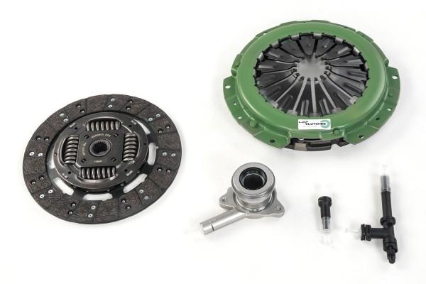 POWERspec Kupplung TD4, inkl. Adapter und Ventiladapter Kupplungsnehmerzylinder