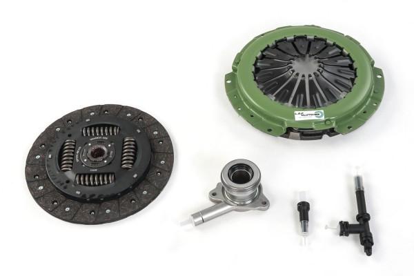 ROADspec Kupplung TD4, inkl. Adapter und Ventiladapter Kupplungsnehmerzylinder