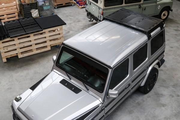 CargoBear Systemdachträger 2.0 - für Mercedes G