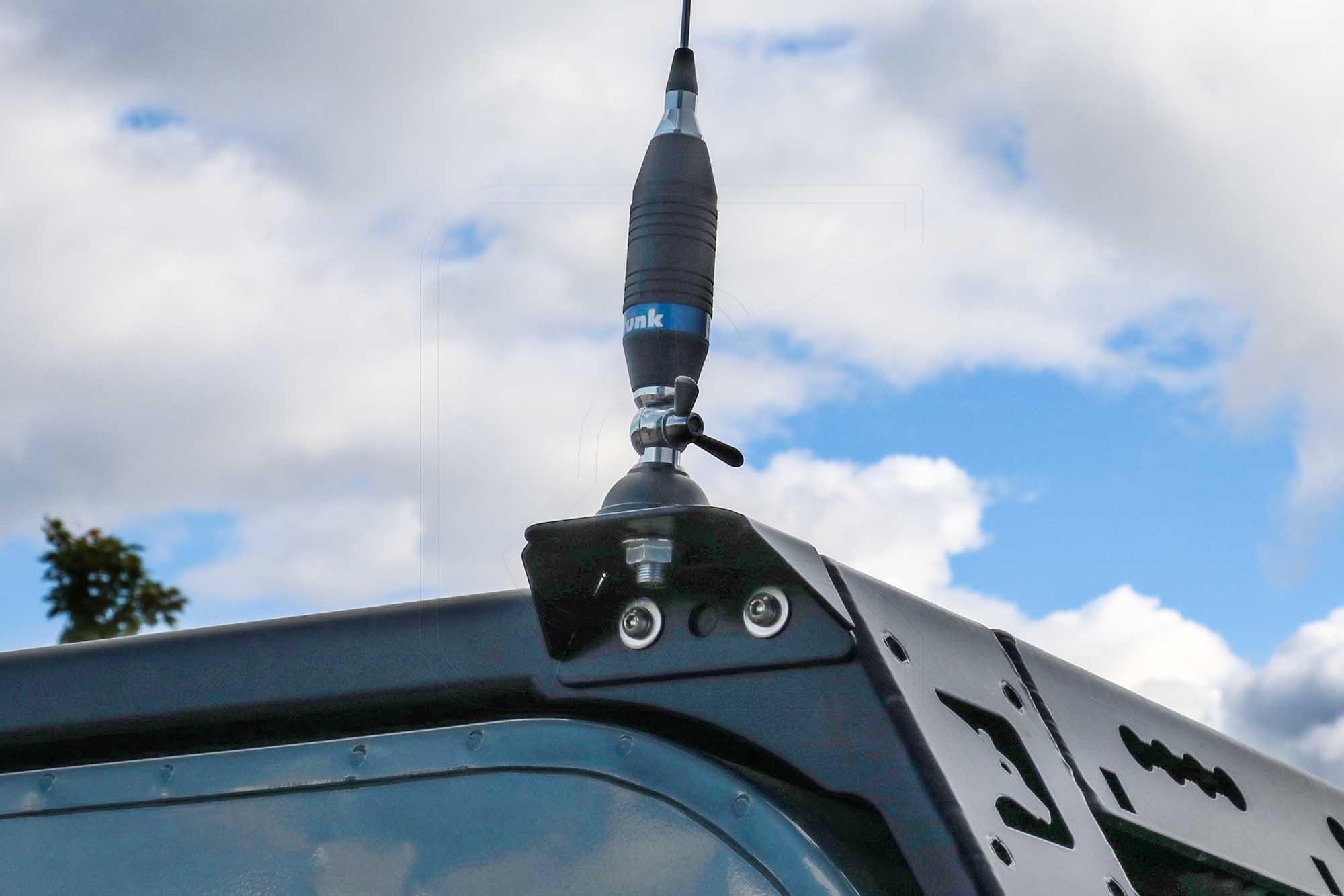 Jetzt Die Cargobear Halterung F 252 R Cb Antennen G 252 Nstig Im