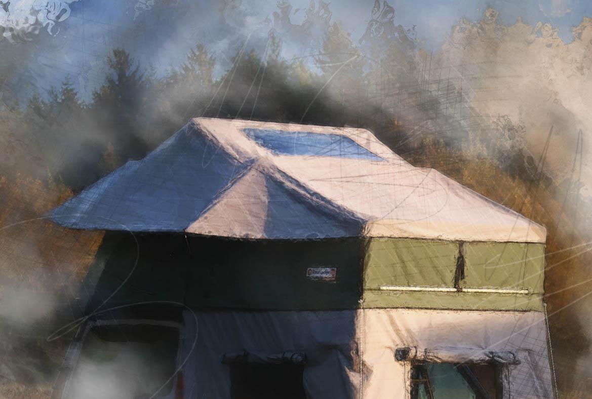 Alle Roof-Lodge-Evolution-Zelte verfügen über zwei zusätzliche Dachfenstern die natürlich auch verschlossen sprich verdunkelt werden können - nicht ein ... & Rooflodge Dachzelte   Dachzelte   Nakatanenga 4x4-Equipment