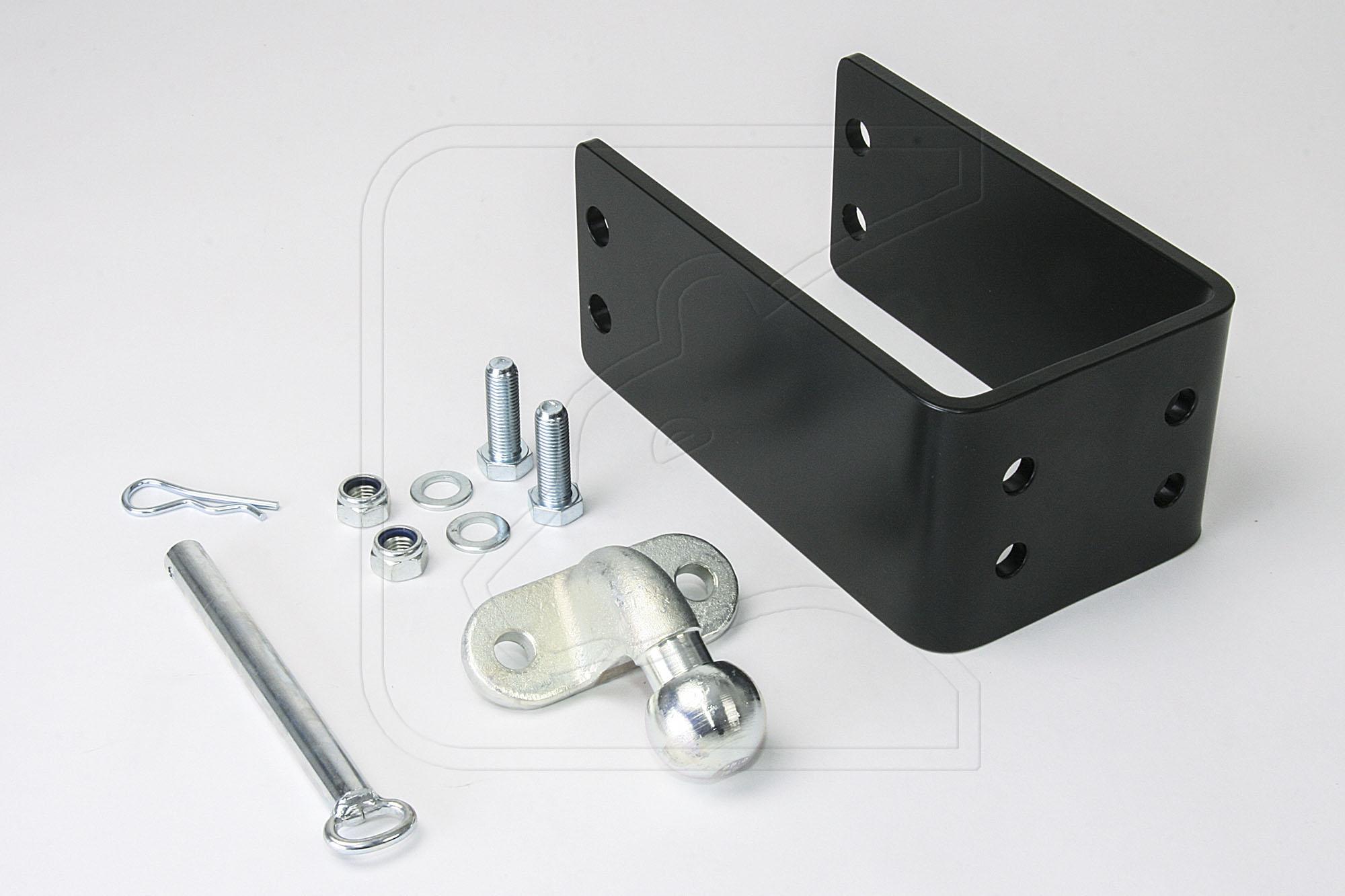 adapter f r fahrradtr ger an dixon bate kupplung. Black Bedroom Furniture Sets. Home Design Ideas