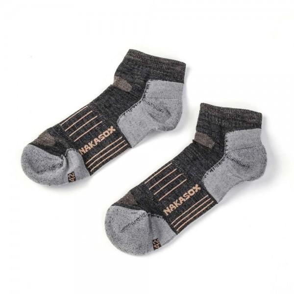 Nakatanenga Merino summer socks low