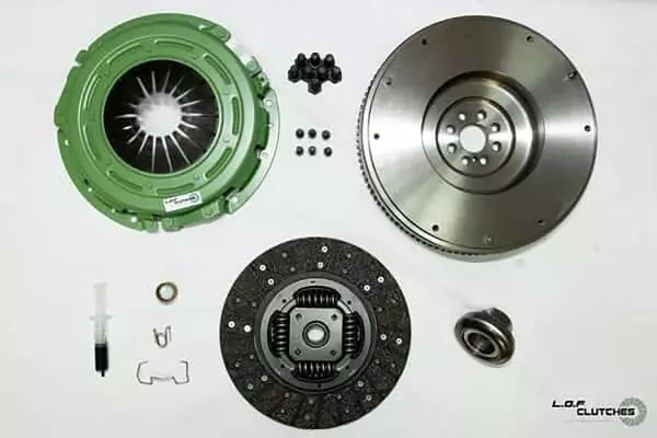 POWERspec Kupplung TD5 inkl. Einmassenschwungrad, POWERTD5SMF