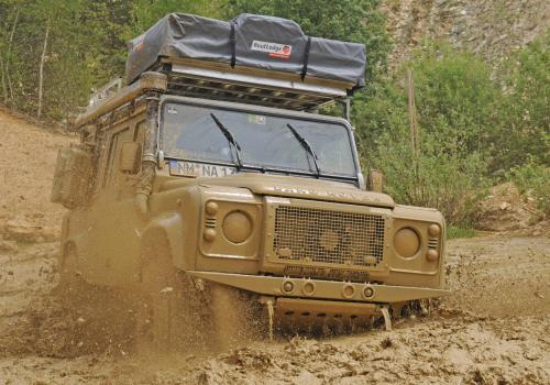 Leistungsoptimierung und Speed Unlimiter für alle Land Rover Td4 2.4