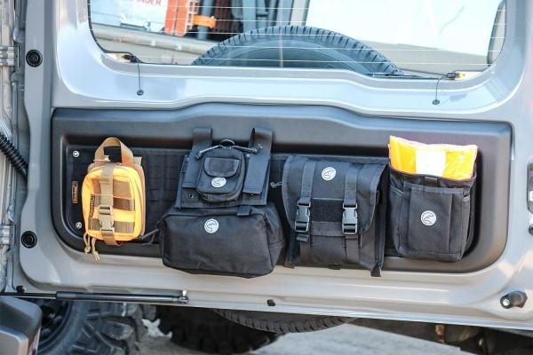 Tailgate Organizer, Suzuki Jimny, First aid