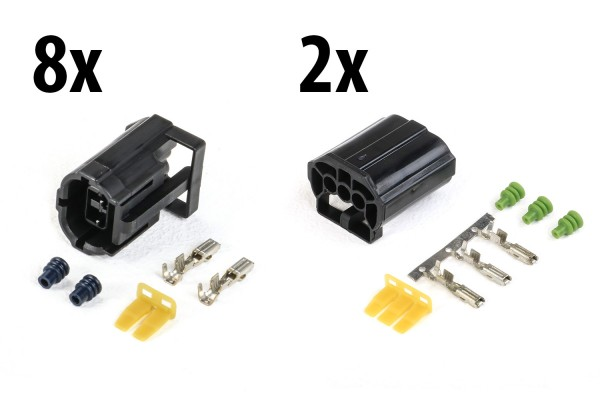 Conversion kit signal lights Land Rover Defender