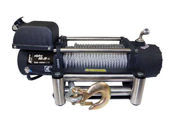 Horntools Alpha 12.0 Seilwinde, 5400 kg Zugkraft, 12V