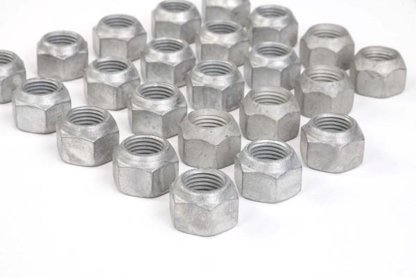 Wheel nuts for steel rims New Defender 23er set