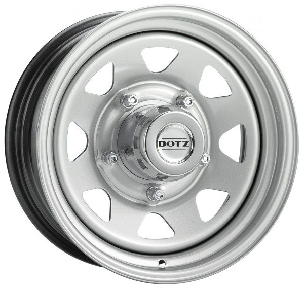 Dotz Dakar 7x16 ET40 bolt circle 5 / 130.0 suitable for Mercedes G