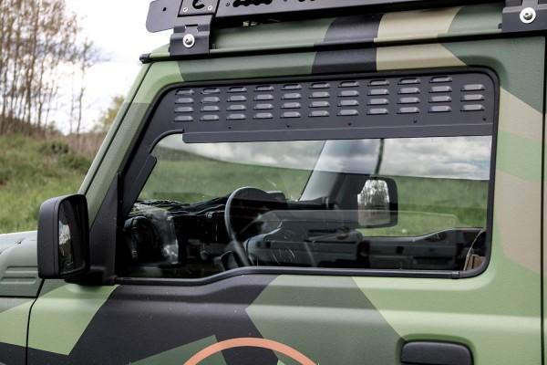 Nakatanenga Lüftungsbleche vordere Seitenfenster - Suzuki Jimny 2 (GJ)