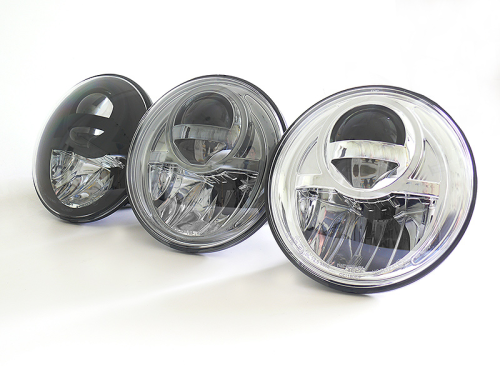 Nolden 7 Bi-LED Hauptscheinwerfer