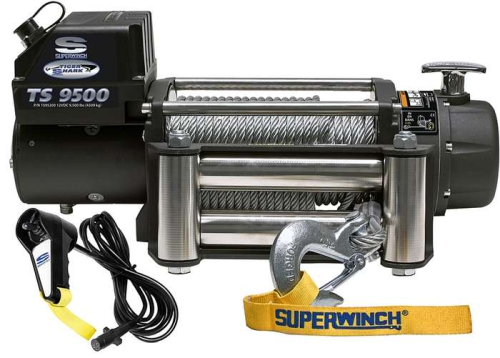 Superwinch Tigershark 9.5 Seilwinde