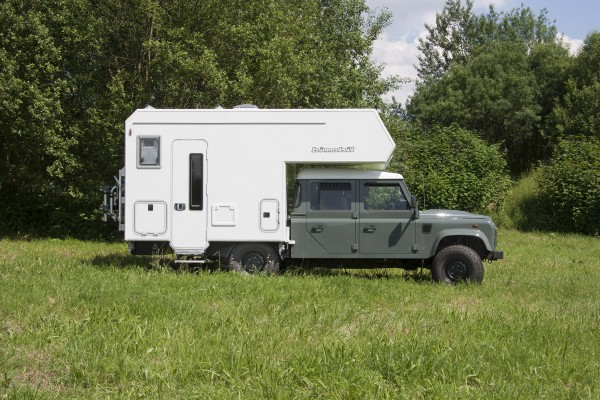 VB Air Suspension - Luftfederfahrwerk für Land Rover Defender 90/110/130