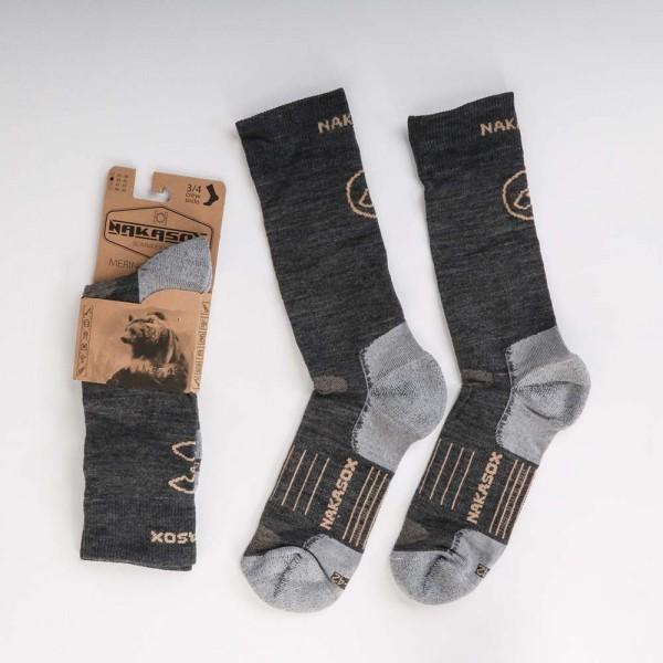 Nakatanenga merino summer socks