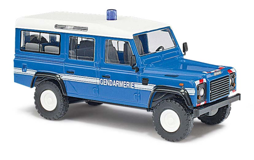 Landrover Defender »Gendarmerie«