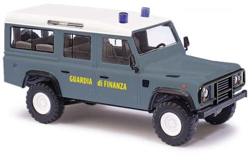 Land Rover Defender Mountain Rescue Italy