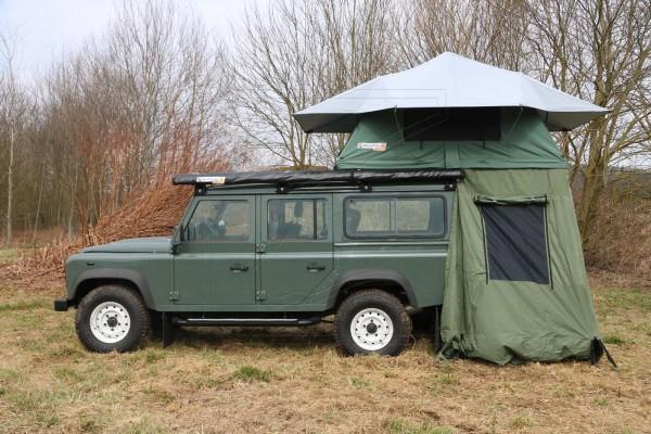 Roof Lodge Vorzelt klein, für Dachzelt Basic