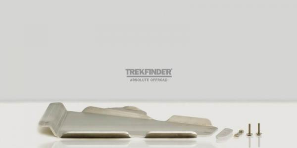 Unterfahrschutz für SUZUKI Jimny Typ FJ BJ 1998 bis 2018 Verteilergetriebe von TREKFINDER aus 8mm Al