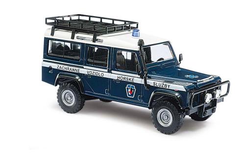 Land Rover Defender Mountain Rescue CZ 7