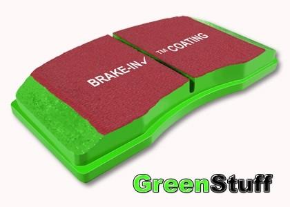 Defender ebc brake pads