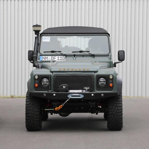 Kotflügelverbreiterung für den Land Rover Defender