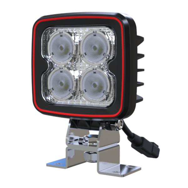 Weldex LED Arbeitsscheinwerfer 40W